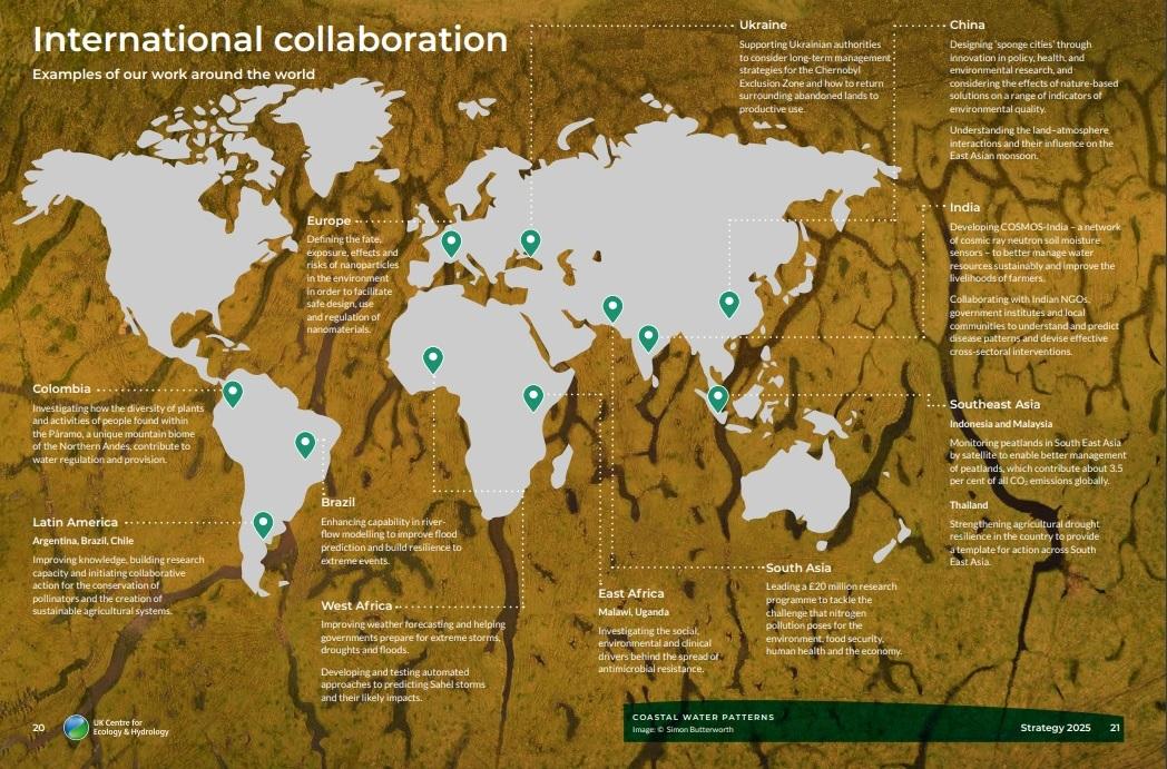 UCKEH 2025 strategy international