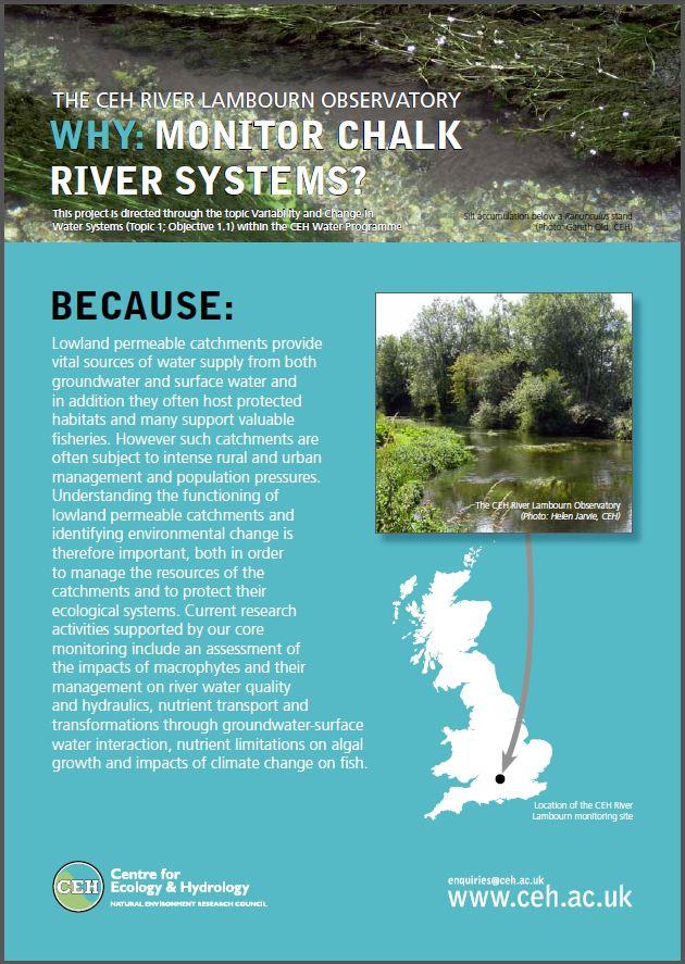 River Lambourn leaflet
