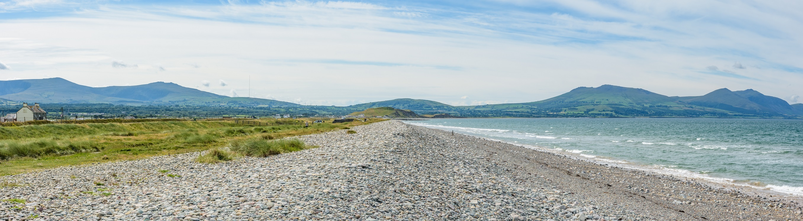 Coastline west of Caernarfon  Pic Daniel Hauck