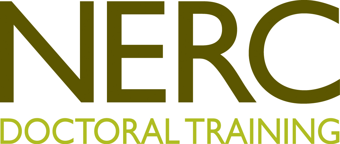 NERC doctoral training logo