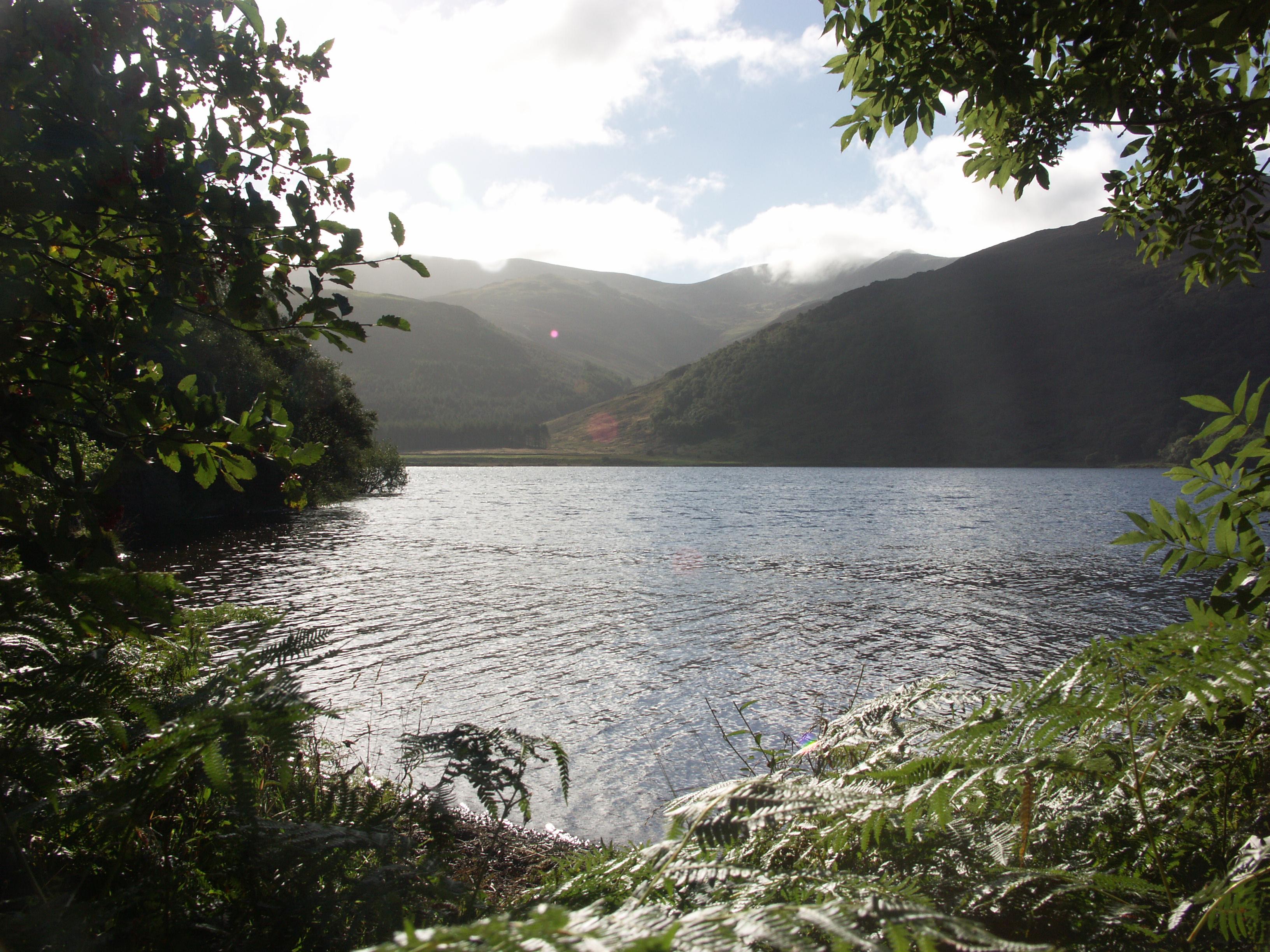 Ennerdale Water, Lake District. (photo by Ian Winfield)