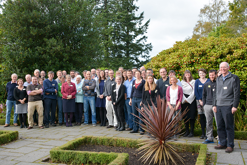 Participants at the first Cumbrian Lakes Research Forum