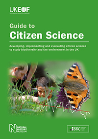 Cover image of Guide to Citizen Science publication