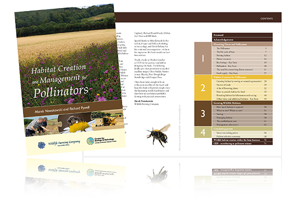 Bee book pages