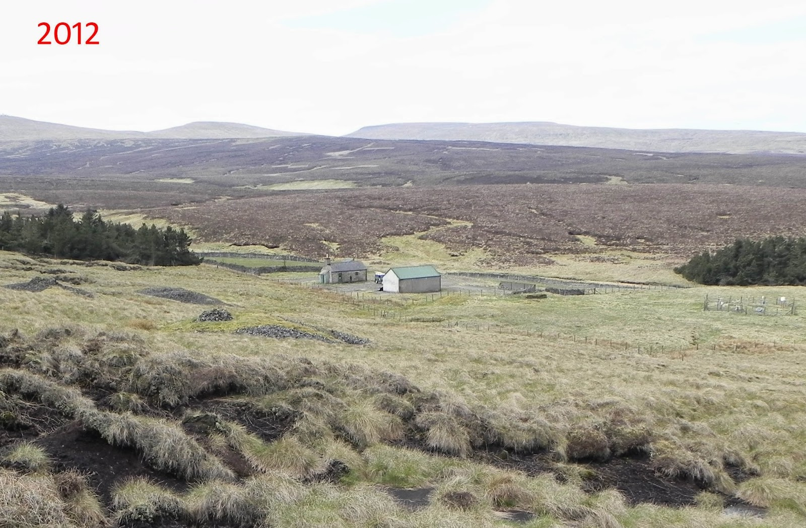 Moor House is England's highest and largest terrestrial National Nature Reserve. The site is part of the Environmental Change Network, coordinated by CEH.