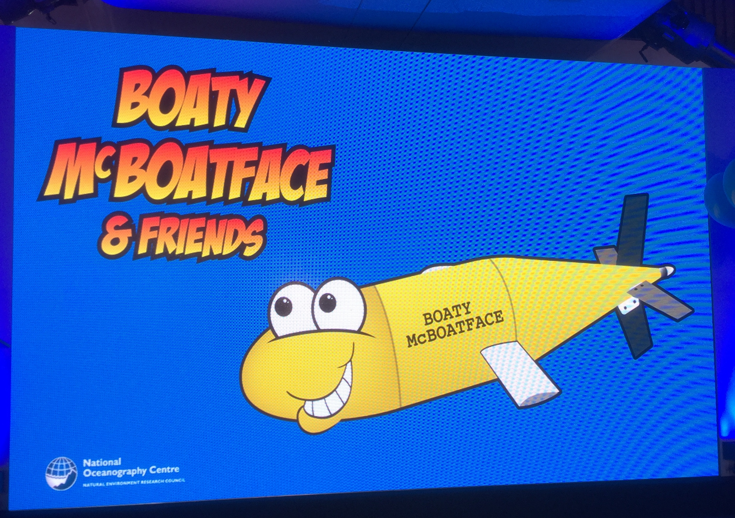 BoatyMcBoatface