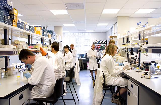 NERC Biomolecular Analysis Facility