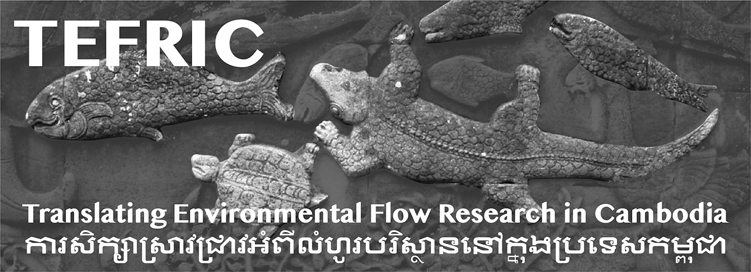 Translating Environmental Flow Research in Cambodia