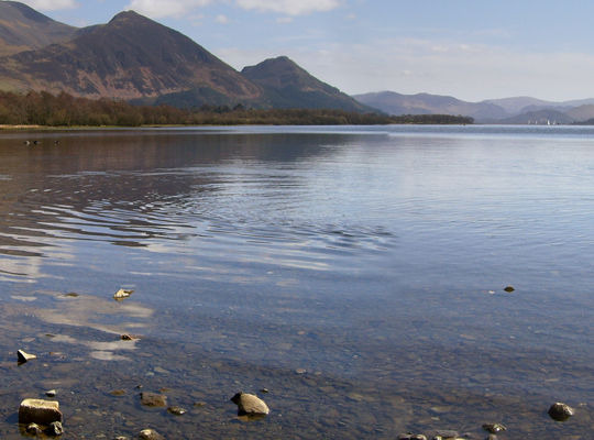 Bassenthwaite Lake, photo: shutterstock.com