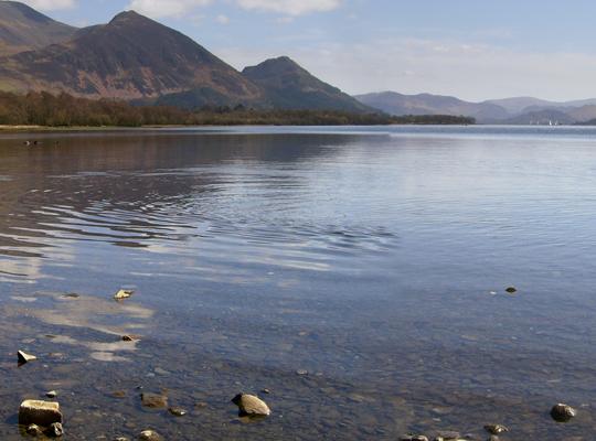 Bassenthwaite Lake, photo: shutterstock.com