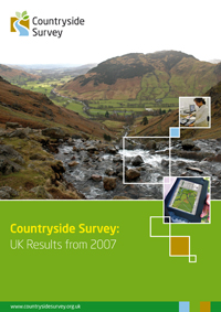 Front cover: UK Countryside Survey 2007 report