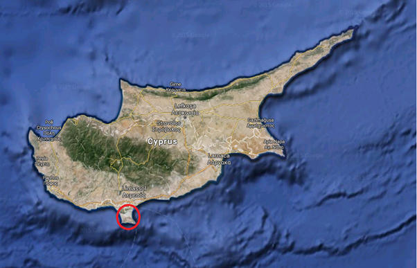 Mapping invasive plant species on Cyprus CEH blog