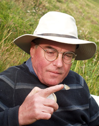 Professor Jeremy Thomas (photo by David Simcox/CEH)