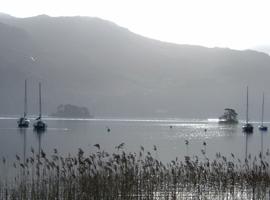 Boats on Derwent Water