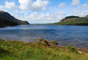 A sunny day at Ennerdale reservoir Photo: Shutterstock