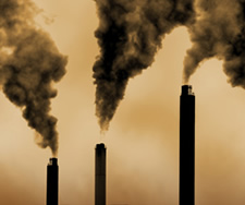 Factory emissions (photo: Shutterstock)
