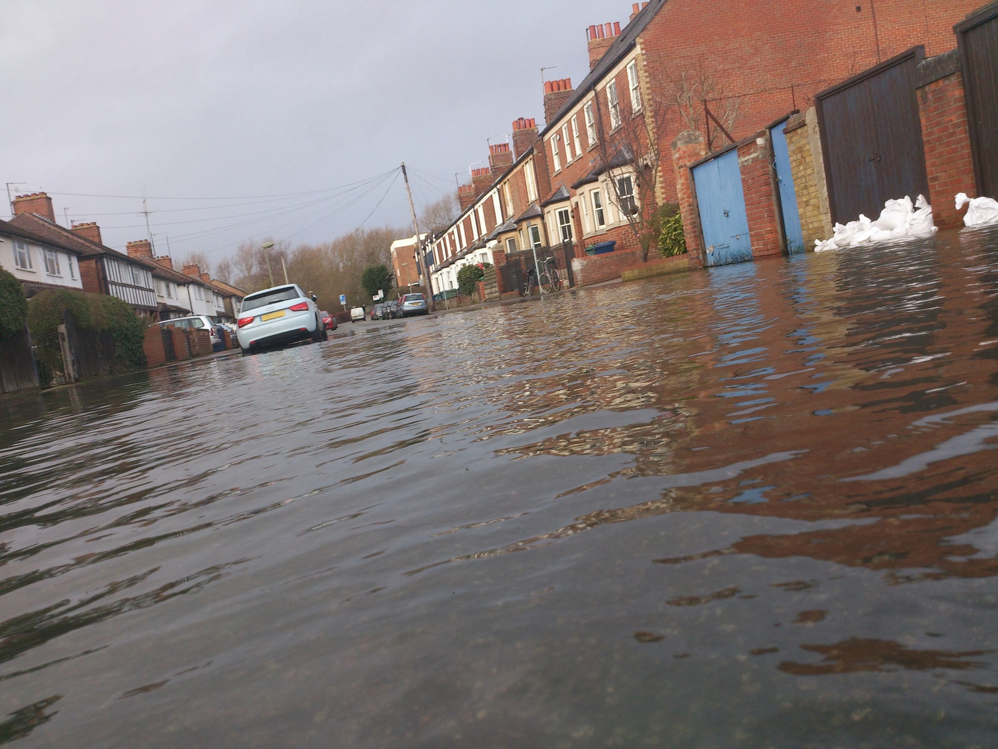 Flooding Oxford