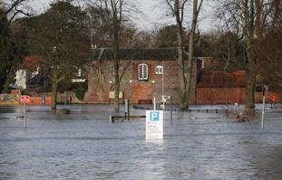 Floods in Wallingford