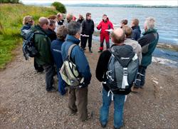 Discussing loch restoration