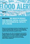 Cover of Flooding information leaflet