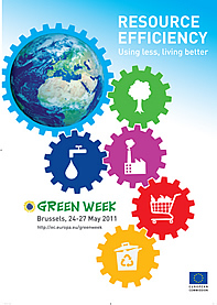 Green Week poster