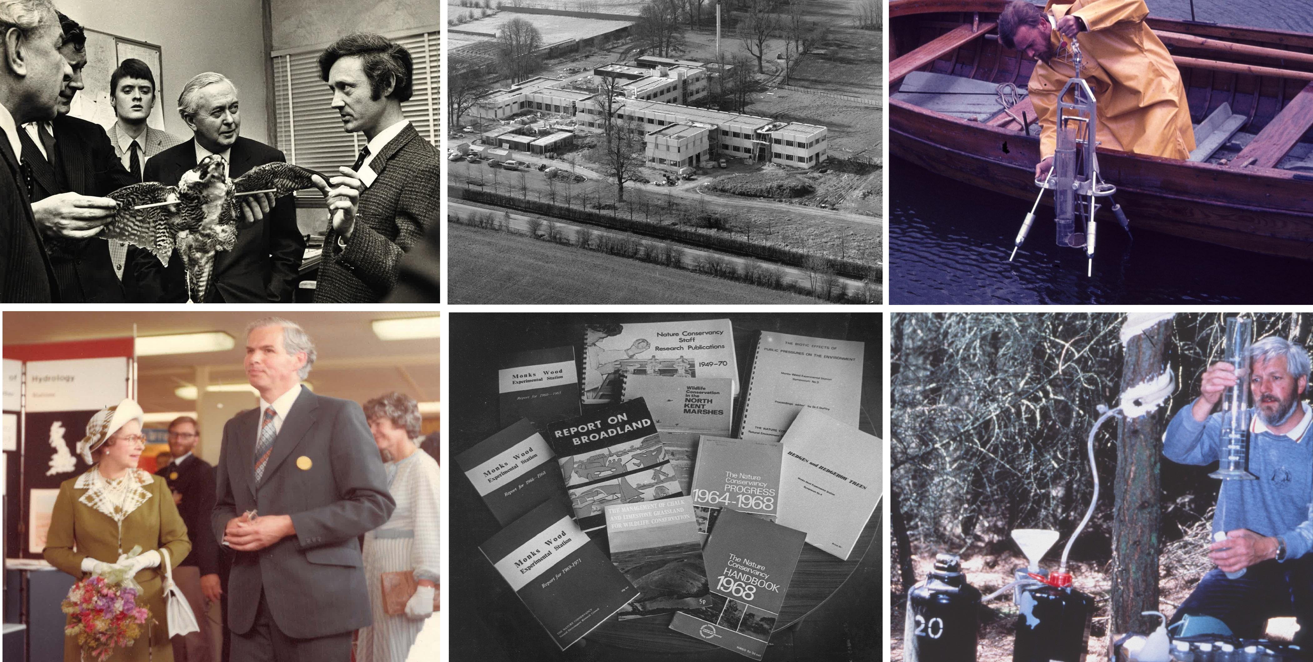 CEH historic photos