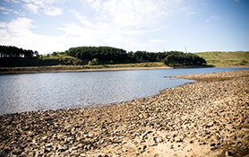 Hurstwood Reservoir credit: © United Utilities
