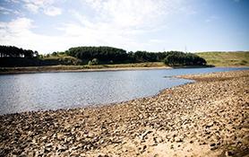 Hurstwood Reservoir credit: © United Utilities