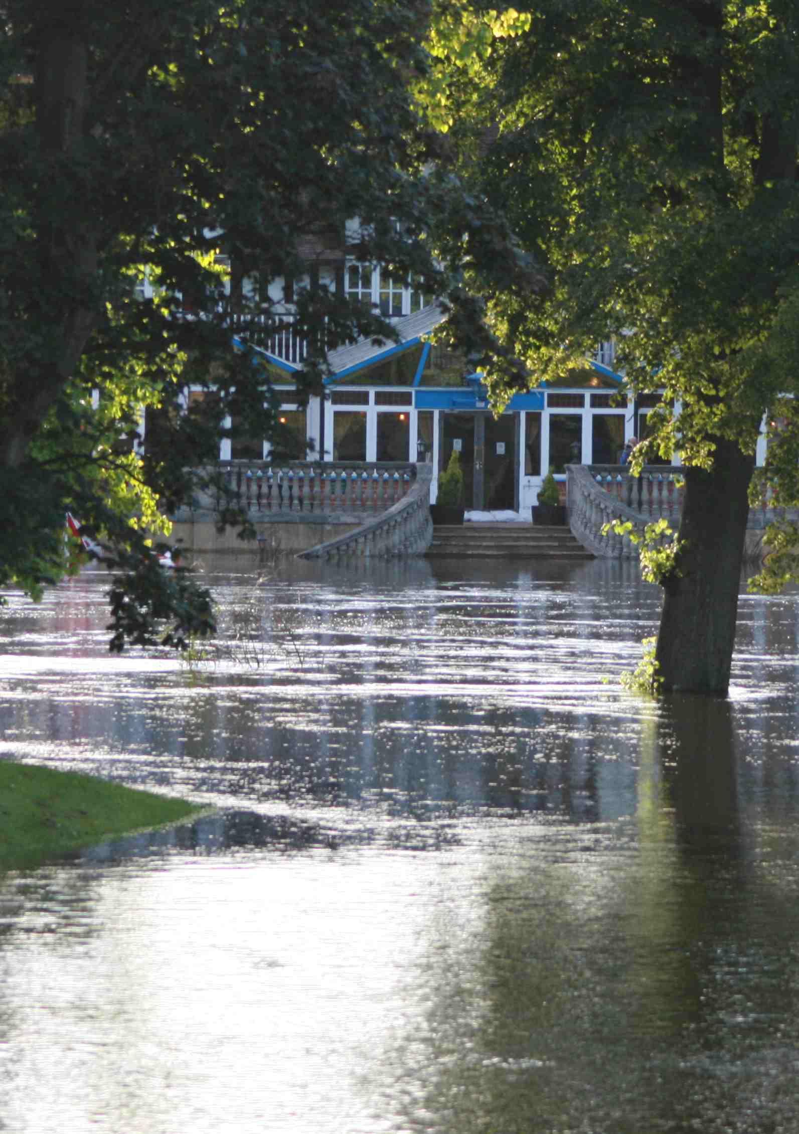 Flooding in Wallingford