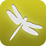 iRecord Dragonflies app logo