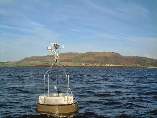 CEH research activity in Water Resources includes long-term observation of surface waters.