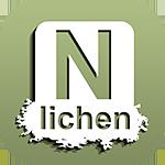 Lichen app for assessing nitrogen pollution logo