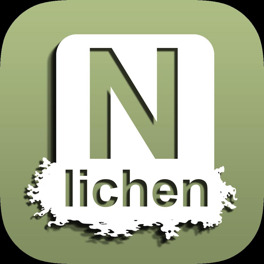 Lichen app for assessing nitrogen pollution effects