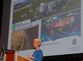 Louise Heathwaite, Chief Scientific Advisor Rural Affairs and Environment for the Scottish Government