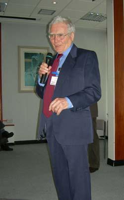 Professor Jim Lovelock