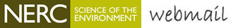 NERC webmail logo
