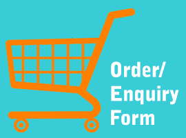 Shopping basket icon for ALPHA and DELTA order form