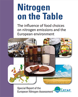 Nitrogen on the Table report cover