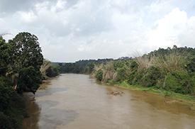River Cauvery, India