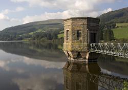 Reservoir in Wales (photo c. Shutterstock)