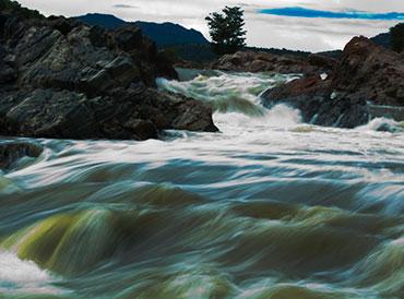 River Mekedatu