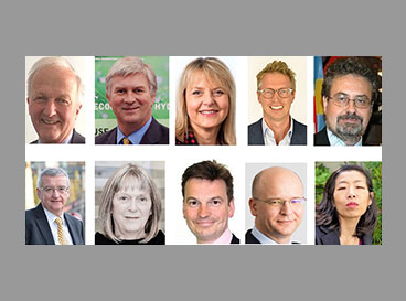 New trustees appointed for independent UK Centre for Ecology & Hydrology