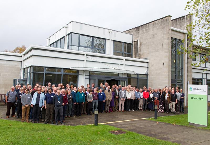 Delegates at the UKBMS 40th anniversary symposium