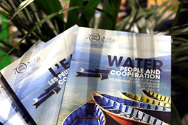 Water, People and Cooperation, UNESCO water programme book